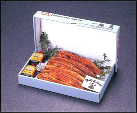 焼立てうなぎ蒲焼き5本セット